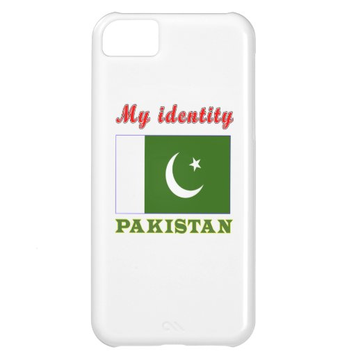 My Identity Pakistan Cover For iPhone 5C