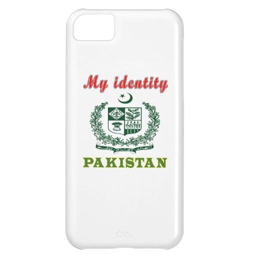 My Identity Pakistan iPhone 5C Cover