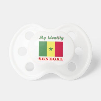 My Identity Senegal Pacifier