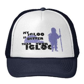My Igloo Trucker Hat