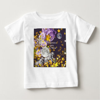 My imagination is endless baby T-Shirt