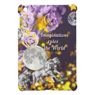 My imagination is endless cover for the iPad mini