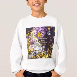 My imagination is endless sweatshirt
