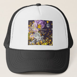 My imagination is endless trucker hat