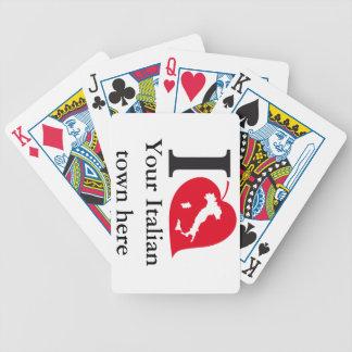 My Italian cards