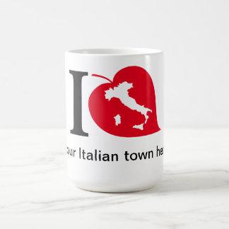 My Italian town mug