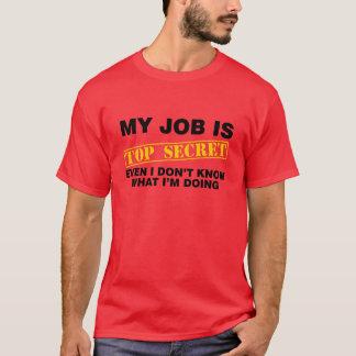 My Job Is Top Secret