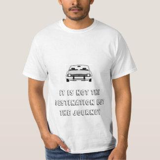 My journey T-shirt