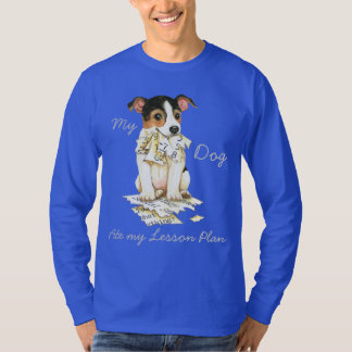 My JRT Ate My Lesson Plan T-Shirt