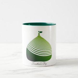 My Juicy Green Fig Mug