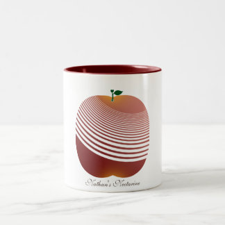 My Juicy Nectarine Mug