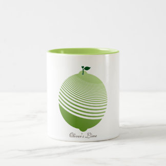My Juicy Sweet Sour Lime Mug