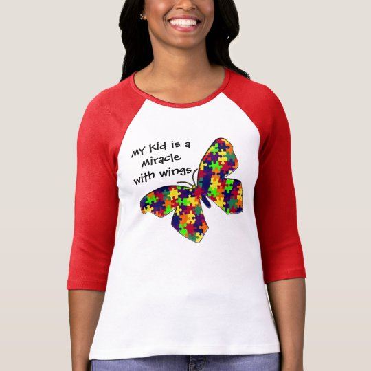 My Kid With Autism T-Shirt