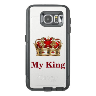 My King Cell Phone Case