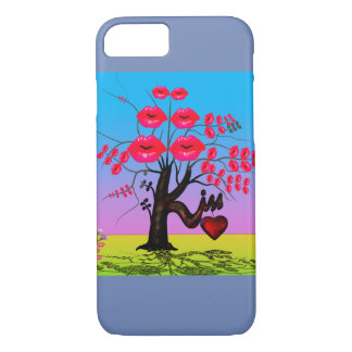 MY KISSES Case-Mate iPhone CASE