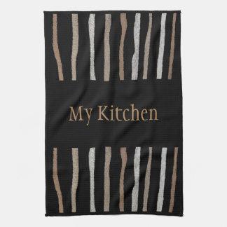 My Kitchen Towel-Home-Beige/Tan/Black/White Kitchen Towel