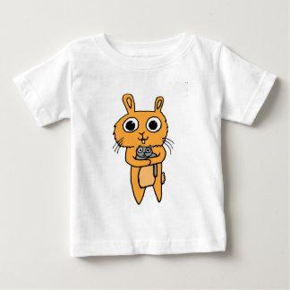 My Kitty Cute Hand-Drawn Cartoon Baby T-Shirt