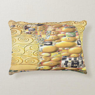 My Klimt Serie : Embrace Decorative Pillow