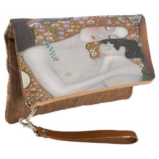 My Klimt Serie : Mother & Child Clutch