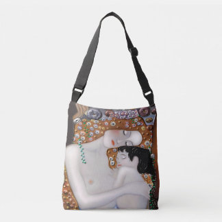 My Klimt Serie : Mother & Child Crossbody Bag