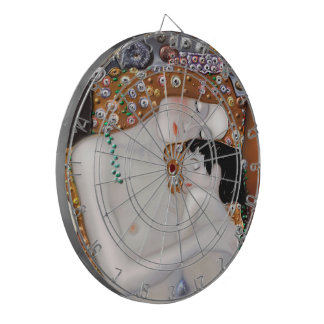 My Klimt Serie : Mother & Child Dartboard