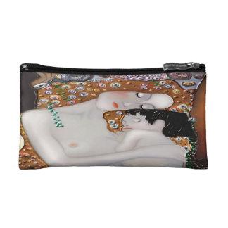 My Klimt Serie : Mother & Child Makeup Bag