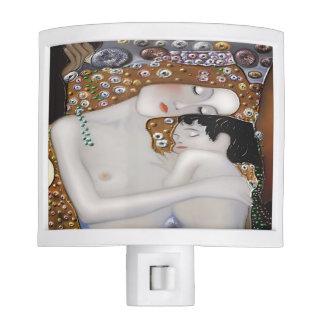 My Klimt Serie : Mother & Child Nite Lite