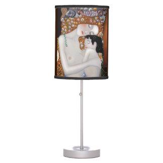 My Klimt Serie : Mother & Child Table Lamp