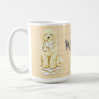 My Komondor Ate My Homework Coffee Mug