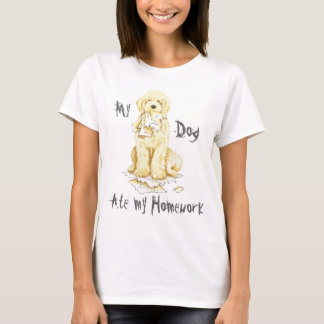 My Komondor Ate My Homework T-Shirt
