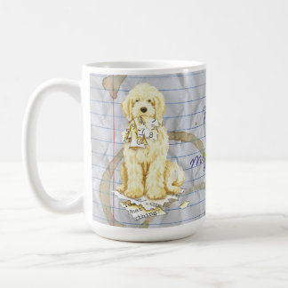 My Komondor Ate My Lesson Plan Coffee Mug