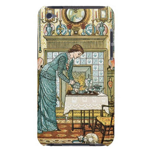My Lady's Chamber, frontispiece to 'The House Beau iPod Touch Cases