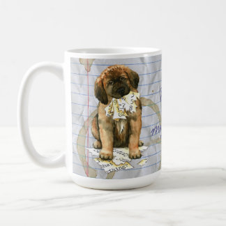 My Leonberger Ate My Lesson Plan Coffee Mug