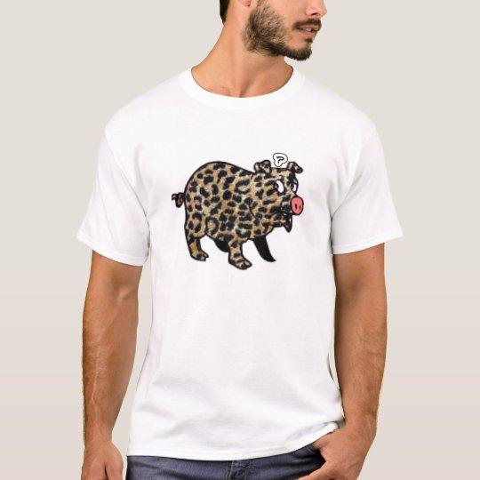 My Leopard Pig T-Shirt