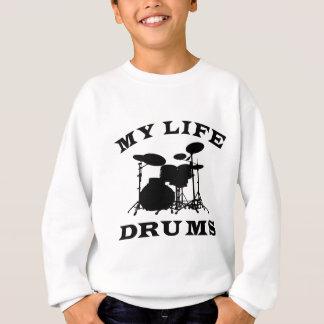 My Life Drums Sweatshirt