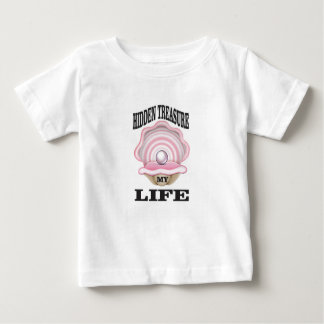 my life hidden treasure baby T-Shirt