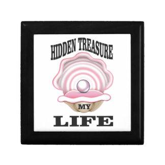 my life hidden treasure gift box