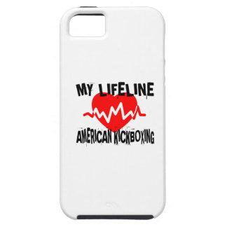 MY LIFE LINA AMERICAN KICKBOXING MARTIAL ARTS DESI iPhone 5 COVER