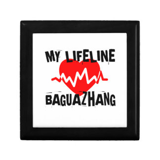MY LIFE LINA BAGUAZHANG MARTIAL ARTS DESIGNS GIFT BOX
