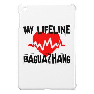 MY LIFE LINA BAGUAZHANG MARTIAL ARTS DESIGNS iPad MINI COVERS
