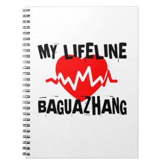MY LIFE LINA BAGUAZHANG MARTIAL ARTS DESIGNS NOTEBOOKS
