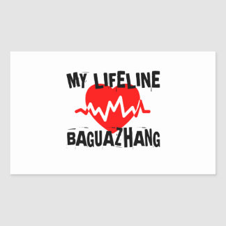 MY LIFE LINA BAGUAZHANG MARTIAL ARTS DESIGNS STICKER