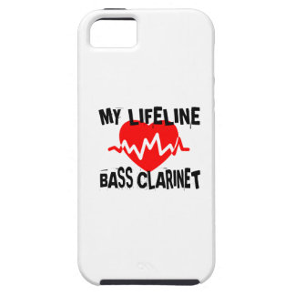 MY LIFE LINA BASS CLARINET MUSIC DESIGNS iPhone 5 CASES