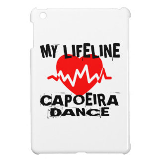 MY LIFE LINA CAPOEIRA DANCE DESIGNS iPad MINI COVER