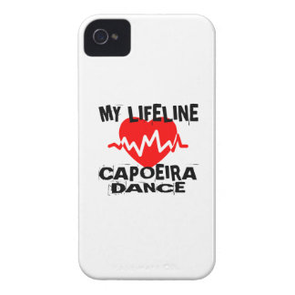 MY LIFE LINA CAPOEIRA DANCE DESIGNS iPhone 4 COVER