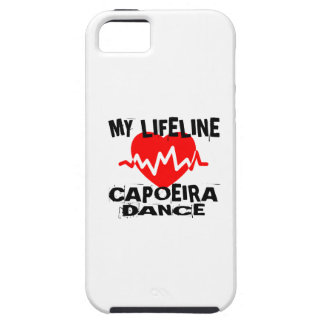 MY LIFE LINA CAPOEIRA DANCE DESIGNS iPhone 5 CASES