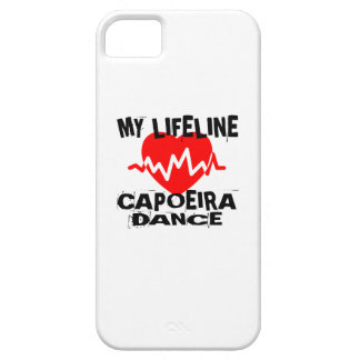 MY LIFE LINA CAPOEIRA DANCE DESIGNS iPhone 5 COVERS