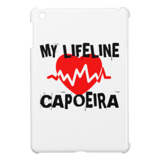 MY LIFE LINA CAPOEIRA MARTIAL ARTS DESIGNS iPad MINI COVERS