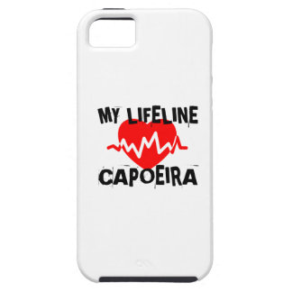 MY LIFE LINA CAPOEIRA MARTIAL ARTS DESIGNS iPhone 5 COVER
