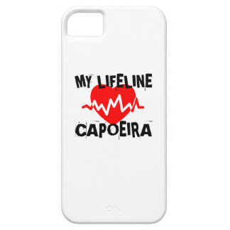 MY LIFE LINA CAPOEIRA MARTIAL ARTS DESIGNS iPhone 5 COVERS